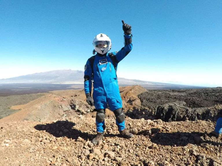 NASA: Έλληνας αστροναύτης σε αποστολή προσομοίωσης στη Χαβάη | tovima.gr