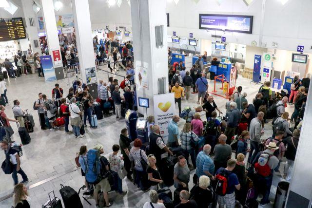 Τουρισμός: Ανησυχία για τουριστικά έσοδα 2 δισ. ευρώ λόγω… Brexit   tovima.gr