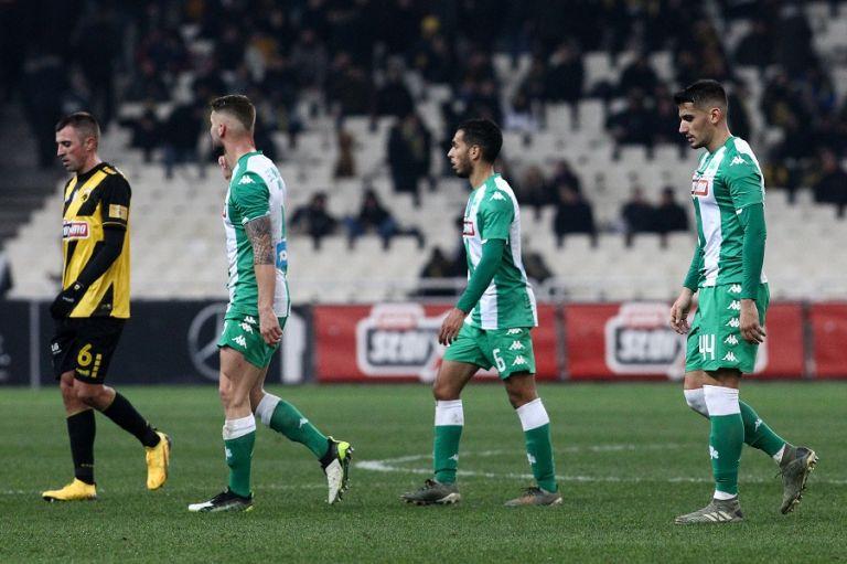 Superleague : Η ΑΕΚ έβαλε τέλος στα σερί του Παναθηναϊκού   tovima.gr