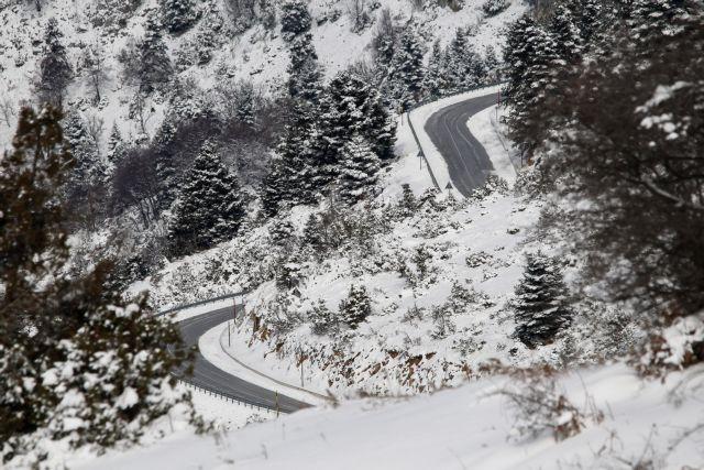 Στο 13% αυξήθηκε η χιονοκάλυψη της Ελλάδας   tovima.gr