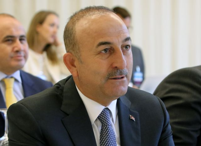 Τσαβούσογλου: Δεν ταιριάζει ο αναξιόπιστος Ακιντζί στον ΤουρκοΚυπριακό λαό | tovima.gr