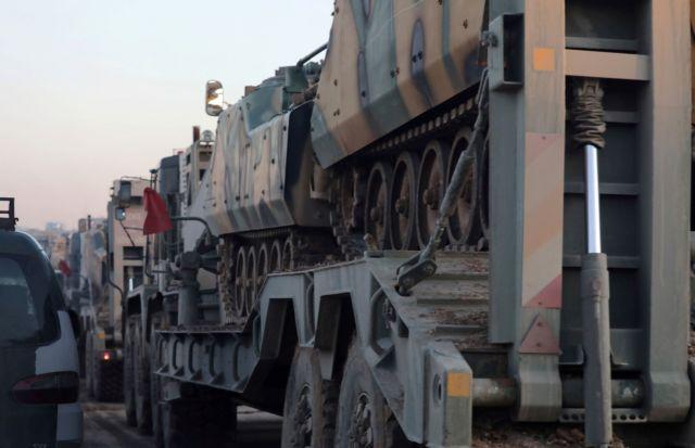 Συρία: Σφοδρές συγκρούσεις Ερντογάν – Άσαντ στην Ιντλίμπ | tovima.gr
