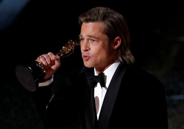Oscars 2020: Στον Μπραντ Πιτ το βραβείο Β' ανδρικού ρόλου | tovima.gr