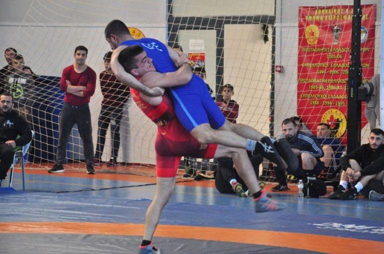 Με 15 αθλητές η Ελλάδα στο Ευρωπαϊκό Πρωτάθλημα Πάλης | tovima.gr