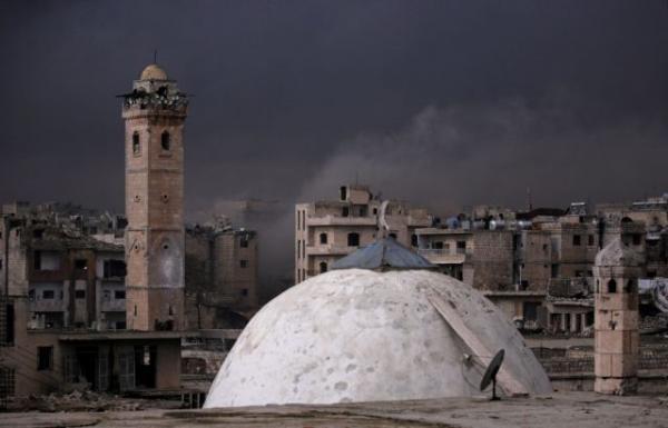 Συρία:  Συνεχίζονται οι μάχες στο Χαλέπι – 25 νεκροί σε μία ημέρα | tovima.gr