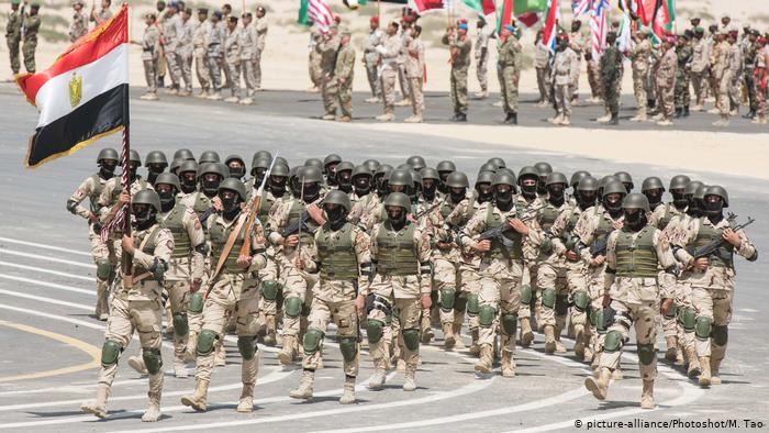 Η Αίγυπτος υπερέχει στρατιωτικά της Τουρκίας | tovima.gr