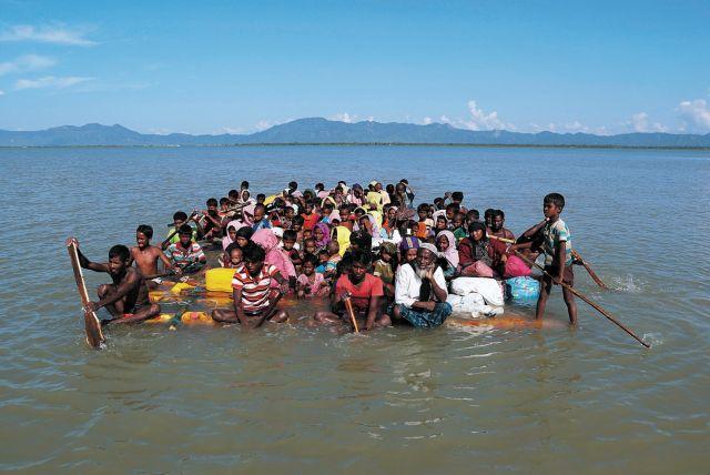 Μπανγκλαντές: 14 νεκροί πρόσφυγες – Ροχίνγκια σε ναυάγιο | tovima.gr