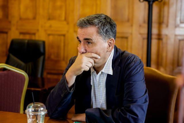 Τσακαλώτος: Η κυβέρνηση ανοίγει το δρόμο για εκτεταμένους πλειστηριασμούς | tovima.gr