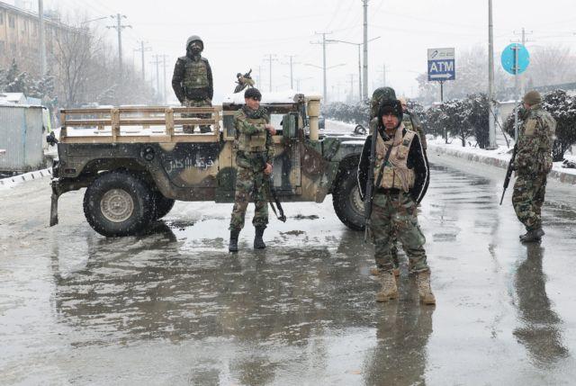 Αφγανιστάν: Στους 5 οι νεκροί από επίθεση βομβιστή καμικάζι | tovima.gr
