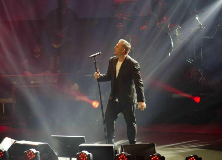 Αντώνης Ρέμος: Εντυπωσιακή συναυλία στο Tae KwonDo [Εικόνες] | tovima.gr