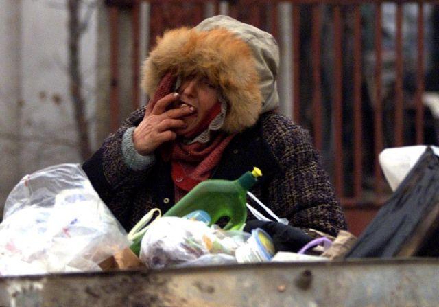 Ο μέσος άνθρωπος στη Γη πετάει φαγητό 527 θερμίδων τη μέρα | tovima.gr