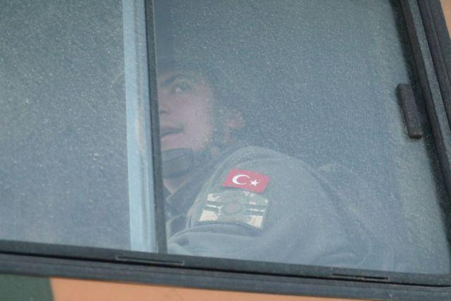 Τουρκία: Αποσύρει δυνάμεις από τα σύνορα του Έβρου – Τις στέλνει στην Ιντλίμπ | tovima.gr
