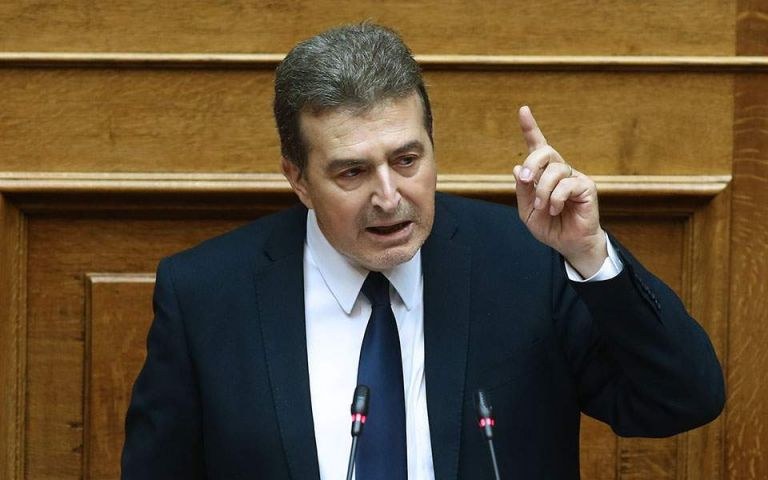 Χρυσοχοΐδης: Ο Ρουβίκωνας θα τιμωρηθεί αυστηρά αν δεν αλλάξει τακτική   tovima.gr
