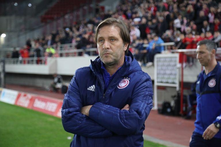 Μαρτίνς : Είμαι φιλόδοξος προπονητής – Αγαπώ τον Ολυμπιακό | tovima.gr
