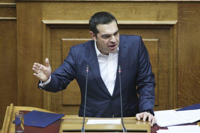 Τσιπρας: Δεν είδαμε ουτε τις μπουλντόζες στο Ελληνικό, ούτε ρυθμούς ανάπτυξης 4%   tovima.gr