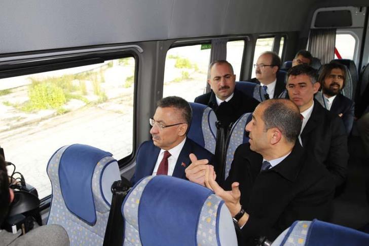 Οκτάι: Η Αμμόχωστος είναι γη των Τουρκοκυπρίων, θα προστατεύσουμε τα δικαιώματά τους | tovima.gr