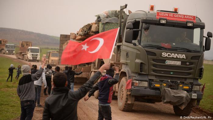 Απειλείται ρωσοτουρκική σύρραξη στη Συρία; | tovima.gr