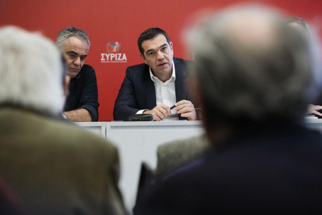 Αιχμές Σκουρλέτη κατά Τσίπρα: Χάσαμε χρόνο, κατασκευάσαμε εσωτερικούς εχθρούς | tovima.gr