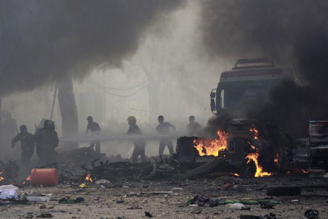 Έκρηξη παγιδευμένου αυτοκινήτου κοντά στα σύνορα Συρίας – Τουρκίας | tovima.gr