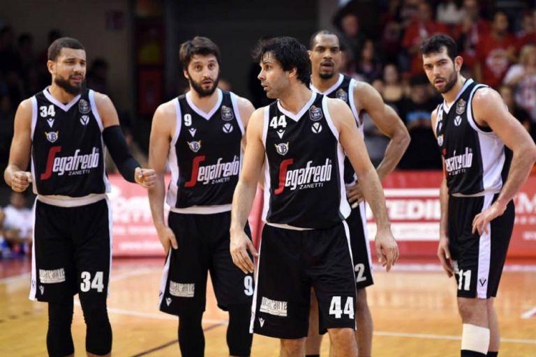 FIBA: Βαρύ πρόστιμο στη Βίρτους Μπολόνια επειδή έφυγε από το BCL | tovima.gr