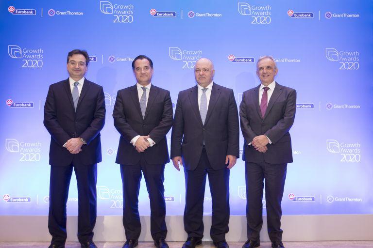 Η Eurobank & η Grant Thornton επιβραβεύουν την επιχειρηματική αριστεία | tovima.gr