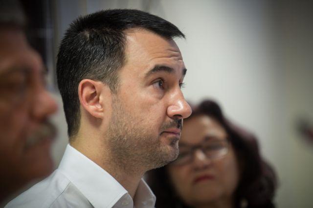 Χαρίτσης κατά κυβέρνησης: Μεταθέτει στην κοινωνία τις δικές της ευθύνες για το προσφυγικό | tovima.gr