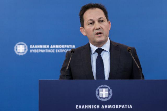 Πέτσας στο Μega: Ανατριχιαστική η δήλωση Τσίπρα για τους «αρμούς της εξουσίας» | tovima.gr