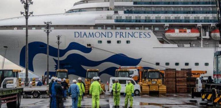 Αποκλειστικό MEGA: Μιλούν οι Έλληνες του Diamond Princess | tovima.gr