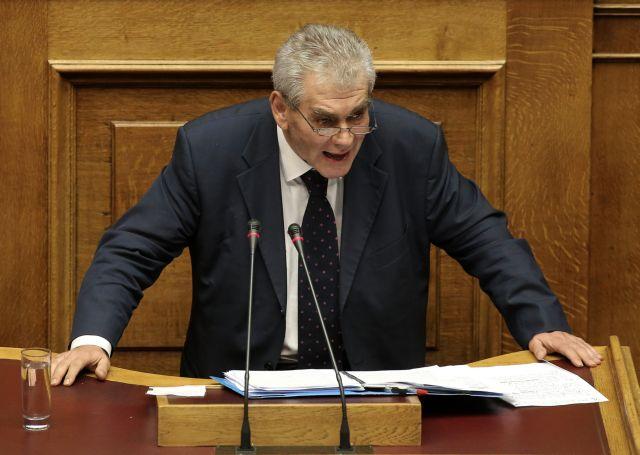 Προανακριτική Novartis: Αίτημα εξαίρεσης του Θ. Πλεύρη κατέθεσε ο Παπαγγελόπουλος | tovima.gr