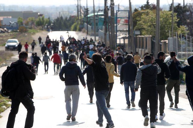 Διαβατά: Επεισόδιο με τραυματία στο κέντρο προσφύγων | tovima.gr