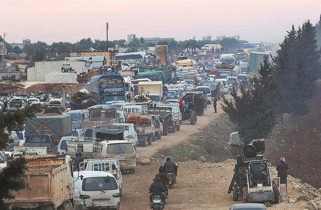 Η Ιντλίμπ γεννά φόβους για νέο προσφυγικό ντόμινο | tovima.gr
