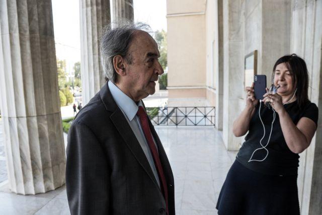 Τσοβόλας για Προανακριτική: Η πλειοψηφία δεν σέβεται τα στοιχειώδη δικαιώματα του Παπαγγελόπουλου | tovima.gr