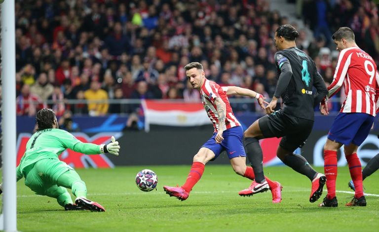 Champions League: Νίκη για την Ατλέτικο 1-0 την Λίβερπουλ | tovima.gr