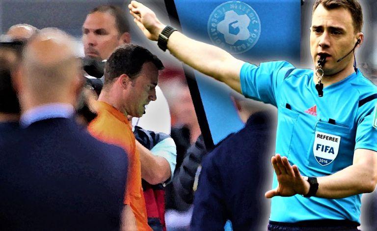 Ο γερμανός Φέλιξ Τσβάιερ θα διαιτητεύσει το Ολυμπιακός – Άρσεναλ   tovima.gr