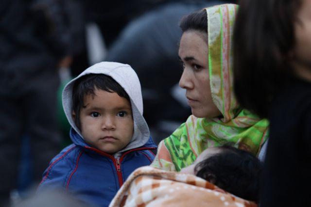 Το MEGA στη Σάμο: Συνεχίζονται οι προσφυγικές ροές | tovima.gr