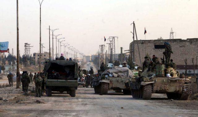 ΟΗΕ: Καμία πρόοδος προς τον τερματισμό των εχθροπραξιών  στη Συρία – κίνδυνος κλιμάκωσης | tovima.gr