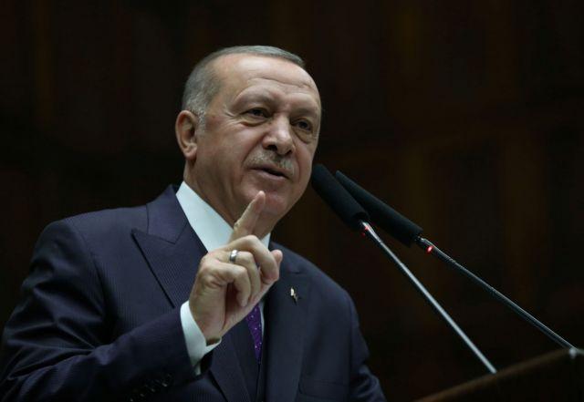 Ερντογάν: Οι εξελίξεις θα θερμάνουν ακόμα περισσότερο τα νερά της Μεσογείου | tovima.gr