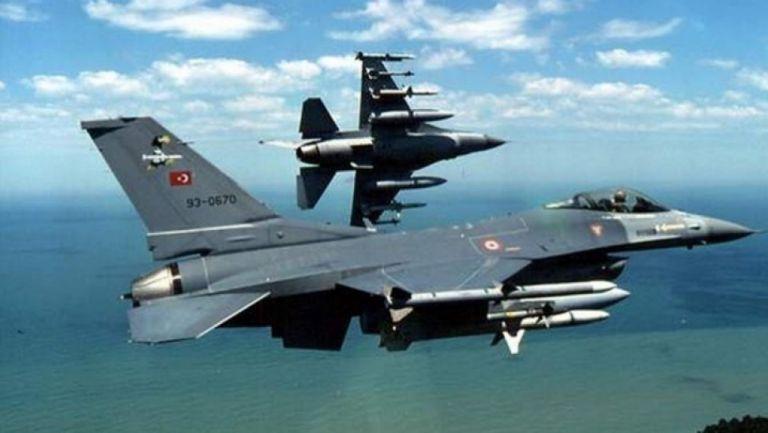 Υπερπτήσεις τουρκικών F-16 σε Οινούσσες και Παναγιά εν μέσω ΜΟΕ   tovima.gr