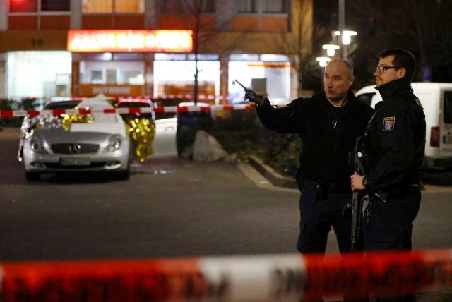 Γερμανία: Νεκρός ο δράστης της επίθεσης στο Χανάου – Τουλάχιστον 8 νεκροί | tovima.gr