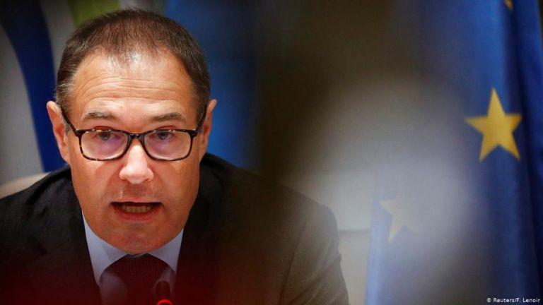Φαμπρίς Λεζερί: Τα όπλα «έσχατο μέσο» για την Frontex | tovima.gr