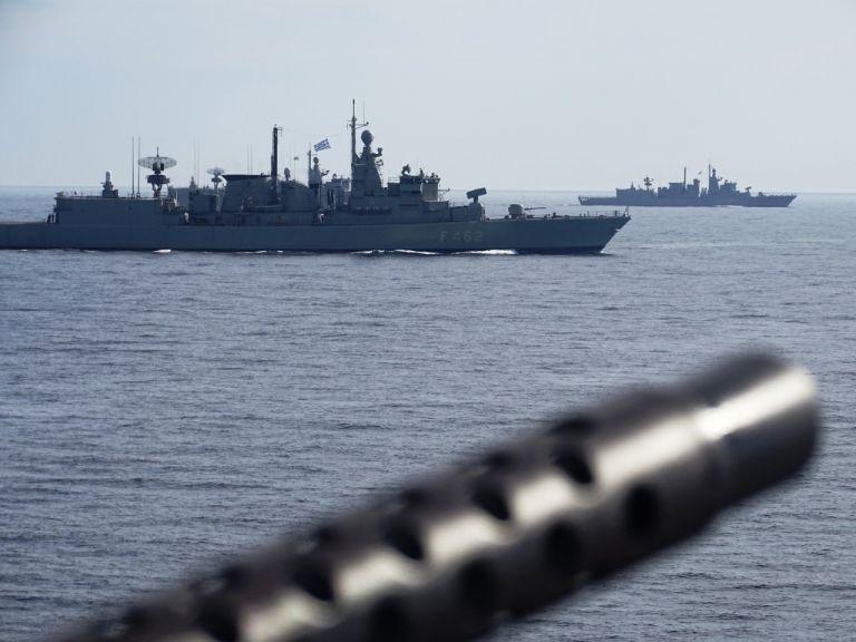 Πολεμικό Ναυτικό: Σε Κρήτη και Μυρτώο οι ασκήσεις Αναπνευστήρ και Λόγχη | tovima.gr