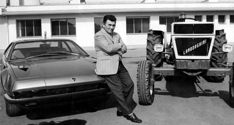 Lamborghini: Η ιστορία της θρυλικής αυτοκινητοβιομηχανίας   tovima.gr