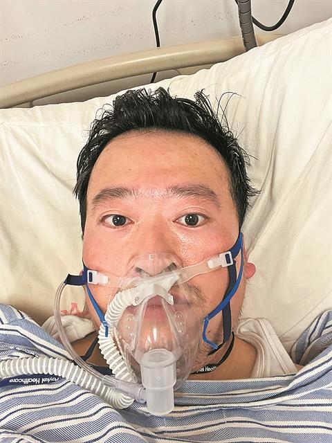 Ο θάνατοςτου γιατρού πονοκέφαλος για τον Σι Τζινπίνγκ | tovima.gr