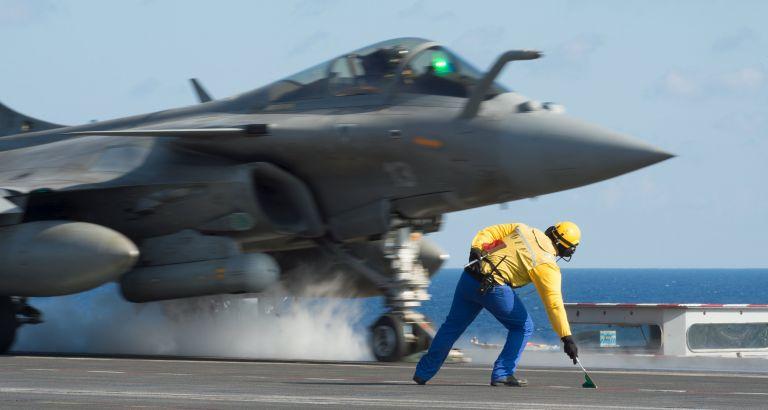 Οταν τα ελληνικά F-16 συναντήσουν τα γαλλικά Rafale | tovima.gr