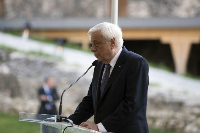 Παυλόπουλος: Καμία διαπραγμάτευση για το ψευτομνημόνιο Τουρκίας-Λιβύης | tovima.gr