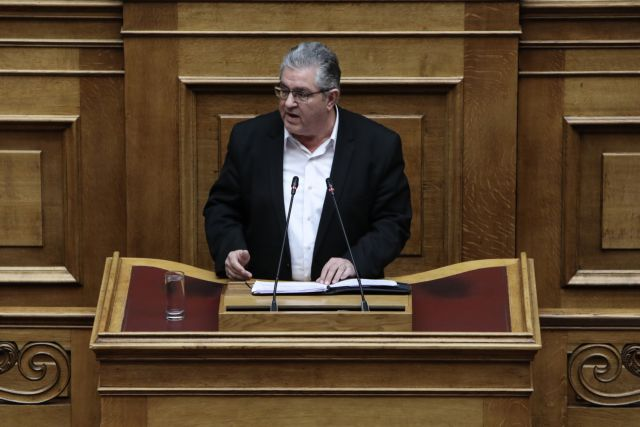 Κουτσούμπας για Novartis:  Να αποκαλυφθούν με τα ονόματά τους οι μάρτυρες | tovima.gr