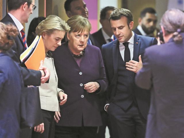 Η κρίση «ξύπνησε» την Ευρώπη   tovima.gr