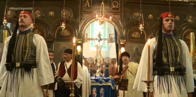 Εορτασμοί για τα 199 χρόνια από την κήρυξη της Επανάστασης από τον Αλέξανδρο Υψηλάντη   tovima.gr