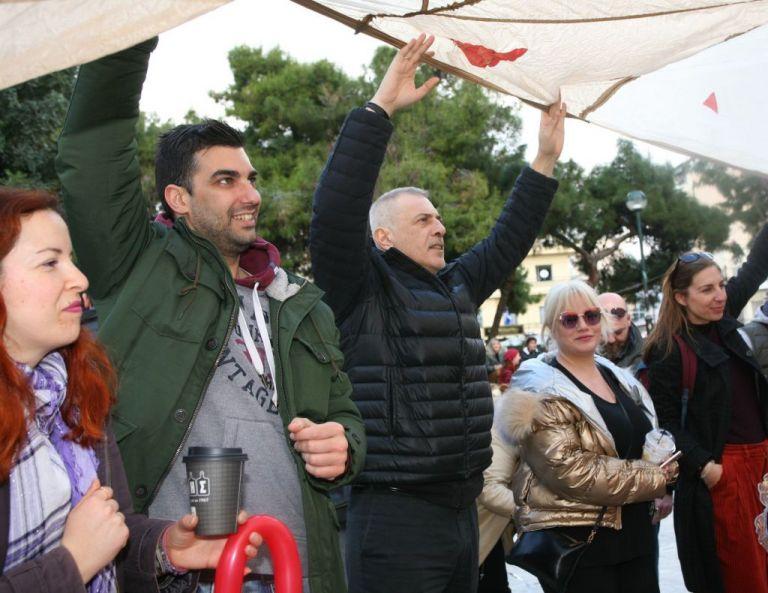 Πειραιάς: Μικροί και μεγάλοι διασκέδασαν στην αποκριάτικη εκδήλωση στην πλατεία Πηγάδας | tovima.gr