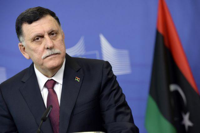 Σάρατζ: Εγκληματίας πολέμου ο Χαφτάρ | tovima.gr